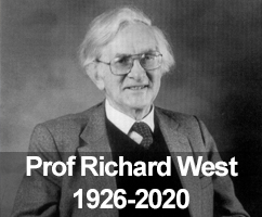 Professor Richard West